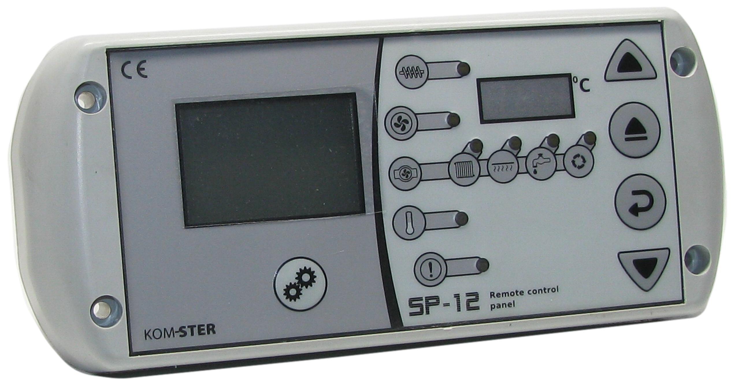 Sterownik Tigra panel dodatkowy